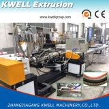 Machine renforcée spiralée spiralée d'extrusion de boyau de la production Line/PVC de boyau de PVC