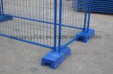 Blaues Farben-Puder-überzogene temporäre fechtende Panels für Verkauf (XMR100)