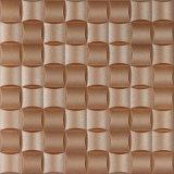 El panel de pared ABS 3D de la moderna decoración de interiores