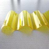 Polycarbonate ondulé-2.50,7 mm mm tôle de toit