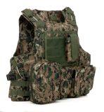 Chaleco a prueba de balas del ejército de Esdy del chaleco de la seguridad táctica del combate