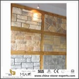 Außengebäude-Umhüllung-künstliche Kultur-Stein-Umhüllung