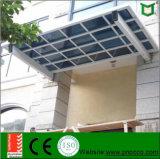 DIYの容易なインストール曲げられた屋根が付いているアルミニウムフレームのCarport