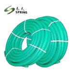 Alta calidad de la espiral de PVC flexible de aspiración de la hélice y manguera de descarga