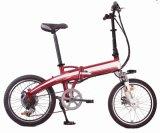 مادّة مغنسيوم يضمن كهربائيّة يطوي درّاجة