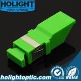 Sc APC 셔터를 가진 단순한 광섬유 접합기