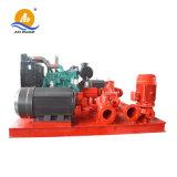 O sistema de bomba de incêndio de baixo preço de combate a incêndio do motor diesel da bomba eléctrica de água