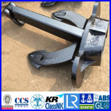8500kg Stockless Hall Anchor Certificado ABS