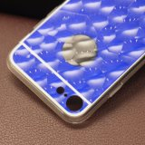 iPhone 6/6plus/7/7plus를 위한 반짝임 다이아몬드 4D 강화 유리 스크린 프로텍터를 가진 고품질 360 전화 상자