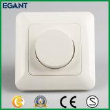 Amortiguador rotatorio del triac clásico blanco LED del estilo