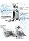 Ce keurde de Beste Efficiënte Machine van het Vermageringsdieet van het Lichaam van Cryolipolysis van 4 Handvatten goed
