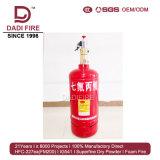 Commerce de gros matériel de lutte contre les incendies FM200 40L HFC-227ea Système d'extinction incendie