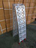 Пандус бегунка ATV алюминия сдобренный складчатостью одиночный (HS-MR8)