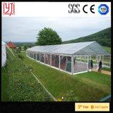 Tente transparente extérieure de bâti de PVC d'espace libre de tente avec imperméable à l'eau