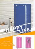 Colorida DOT/cruceta Nonwovenfabric 100% de PP para armario de tela