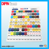 CNC doppio strato rotativo di colore di taglio e di Engravable per illuminazione e la pubblicità, scheda di informazioni