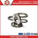 ステンレス鋼の炭素鋼の平らな洗濯機、スプリングウオッシャー、正方形の洗濯機