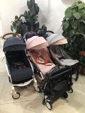 携帯用折る赤ん坊の手押車サポートOEMと工場ベビーカーYoya