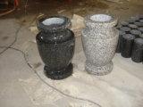 Urna cinese del granito della pietra del granito da vendere il migliore funerale di prezzi