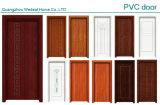 L'intérieur en bois portes en PVC pour les projets
