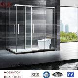 Design personalizado com Chuveiro com vidro
