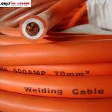 120mm2溶接機のための適用範囲が広い溶接ケーブル