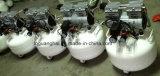 750W stodde/Stille Olievrij/Tand van de Lucht Oilless Compressor (1HP)