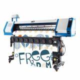 Impresora de inyección de tinta nacional de la materia textil de la sublimación de China con la cabeza de impresora industrial 5113 para la impresión de Digitaces