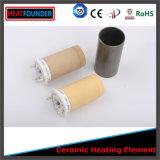 Elemento riscaldante di ceramica di wattaggio differente