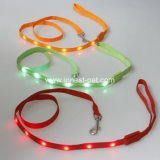 Guinzaglio del cane del prodotto LED di sicurezza dell'animale domestico