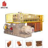 Tecnología Alemana máquina de fabricación de ladrillos de arcilla con la última tecnología