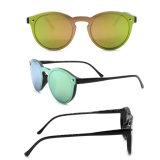 Neue stilvolle Soem-Plastikeinspritzung-Brillen mit schwarzem Snowflak Rahmen