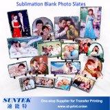 Qualitäts-heiße Presse-Übergangssublimation-Leerzeichen-Foto-Schiefer