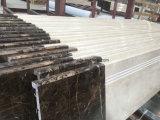 Granit-Marmorsteintreppen-Fliese für Innendekoration kundenspezifisch anfertigen