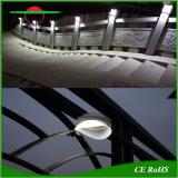 La nueva lámpara de LED Solar Cap Hat forma de iluminación de cerco al aire libre