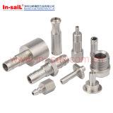 CNC die de Producten van het Roestvrij staal van de Component van de Klep machinaal bewerken