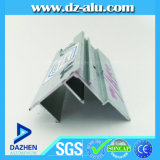Heiß! Fachkundiger Preis des Aluminium-6063 pro Kilogramm-Scharnier-Aluminiumprofil zum Guine-Markt