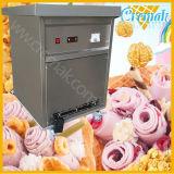 Vente à chaud de la Thaïlande Pan plats en acier inoxydable Fry Machine de crème glacée