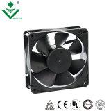 고품질 12038 12volt DC 무브러시 컴퓨터 냉각팬 상업적인 감응작용 요리 기구 냉각기를 위해 120X120X38mm