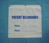 Полиэтиленовый пакет Drawstring, хозяйственная сумка веревочки пластичная с высоким качеством