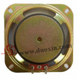 De waterdichte Spreker Micro- van 4 Duim Luidspreker dxyd102W-60f-8A-F van de Bestuurder