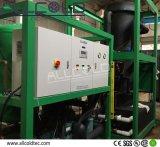 Energiesparende/salzige Wasser-/Behälter-Block-Eis-Maschine
