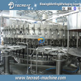 Nueva coca automática 2017 que chispea la embotelladora de la bebida del agua para la cadena de producción de relleno completa