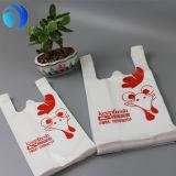 Хозяйственная сумка тенниски пластичного высокого качества изготовленный на заказ