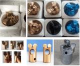 石造り訓練のためのマトリックスボディおよび鋼鉄ボディPDC穴あけ工具