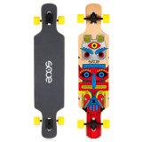 """De Volledige Esdoorn van Longboard van het skateboard Gemaakt tot 42.5*9.75 """" cc06-1"""