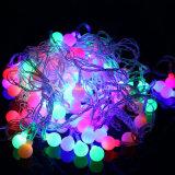 LEDの球ストリングライト別のサイズは防水長さをカスタマイズする