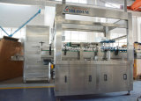 Volle automatische HochgeschwindigkeitsdrehEtikettiermaschine der flaschen-OPP
