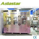 Gold Supplier Entièrement Automatique Pet Bottle Rinser Filler Capper Machine