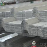 Zhejiang Ханчжоу покрасил лист толя оцинкованной волнистой стали